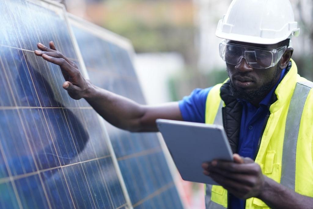 naijaworkman_solar installation